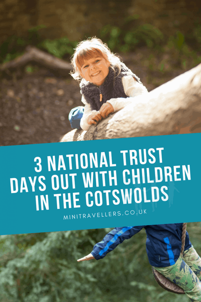 3 National Days Out With Children In The Cotswolds