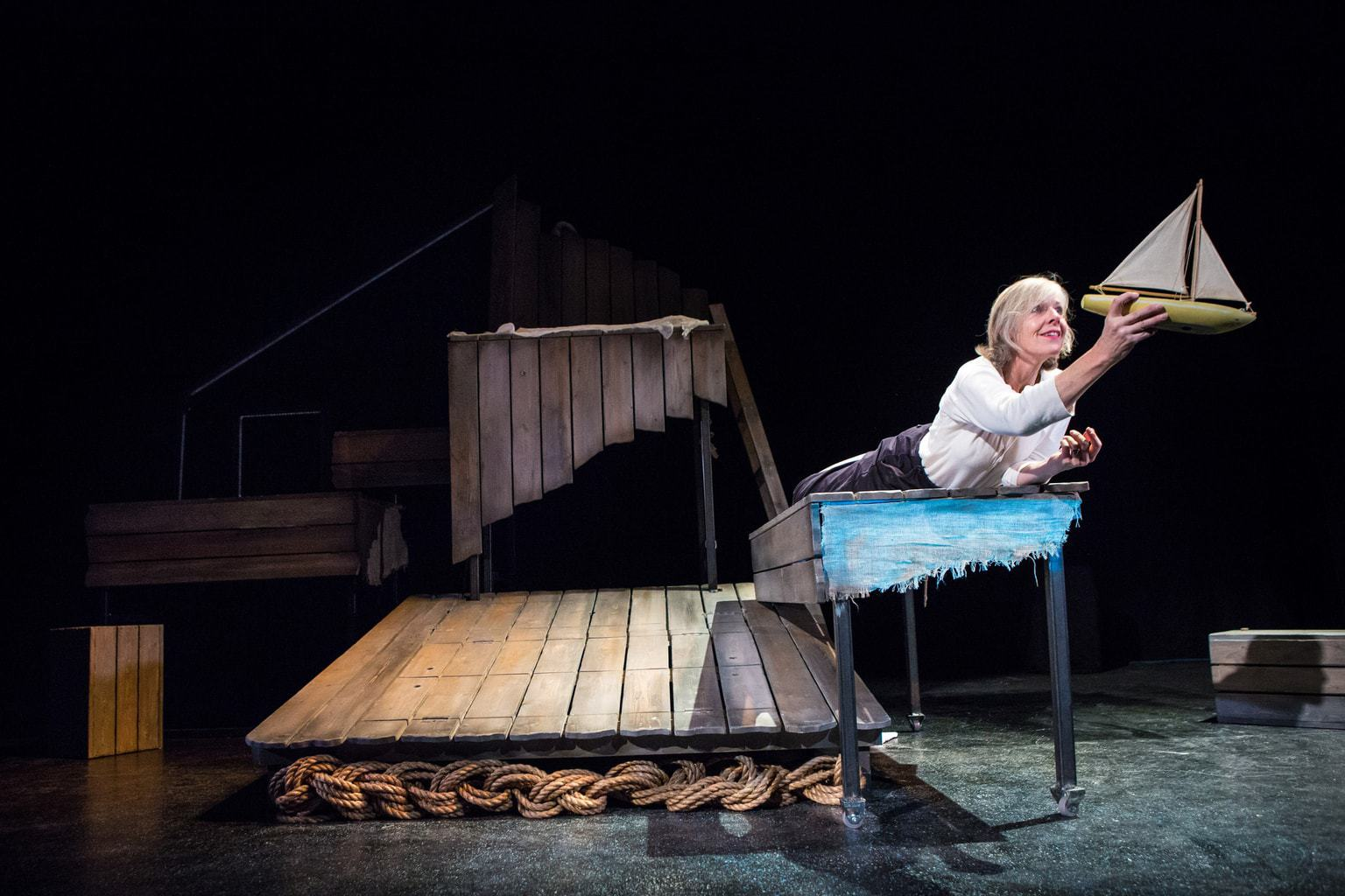 Review: Why The Whales Came | The Lowry Theatre