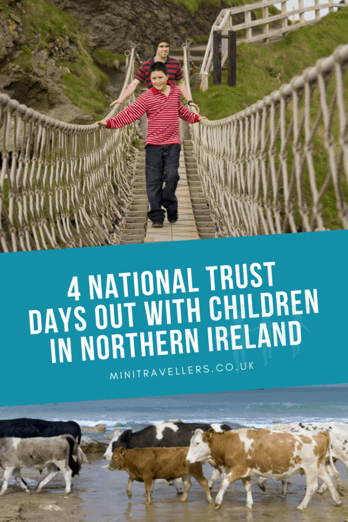 4 National Trust Days Out With Children In Northern Ireland