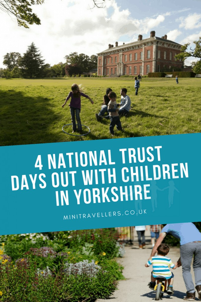 4 National Trust Days Out With Children In Yorkshire