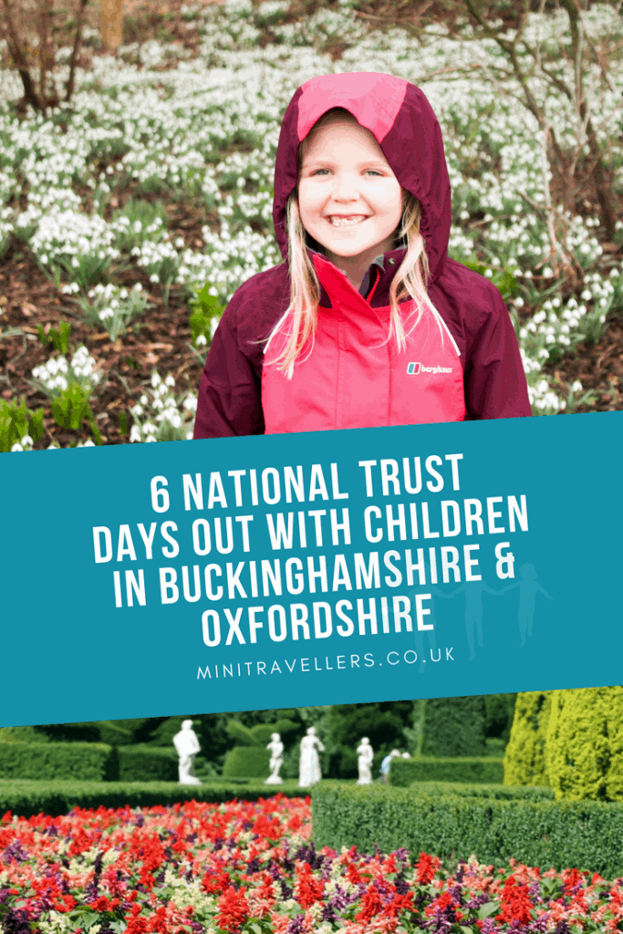 6 National Trust Days Out With Children In Buckinghamshire & Oxfordshire
