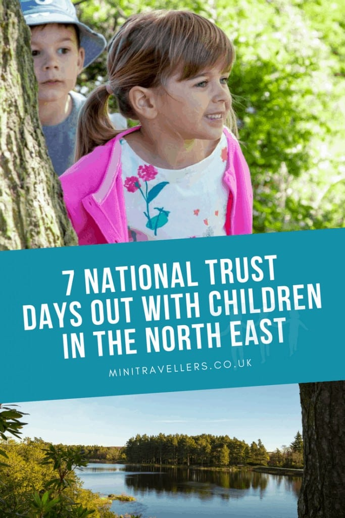 7 National Trust Days Out With Children In The North East