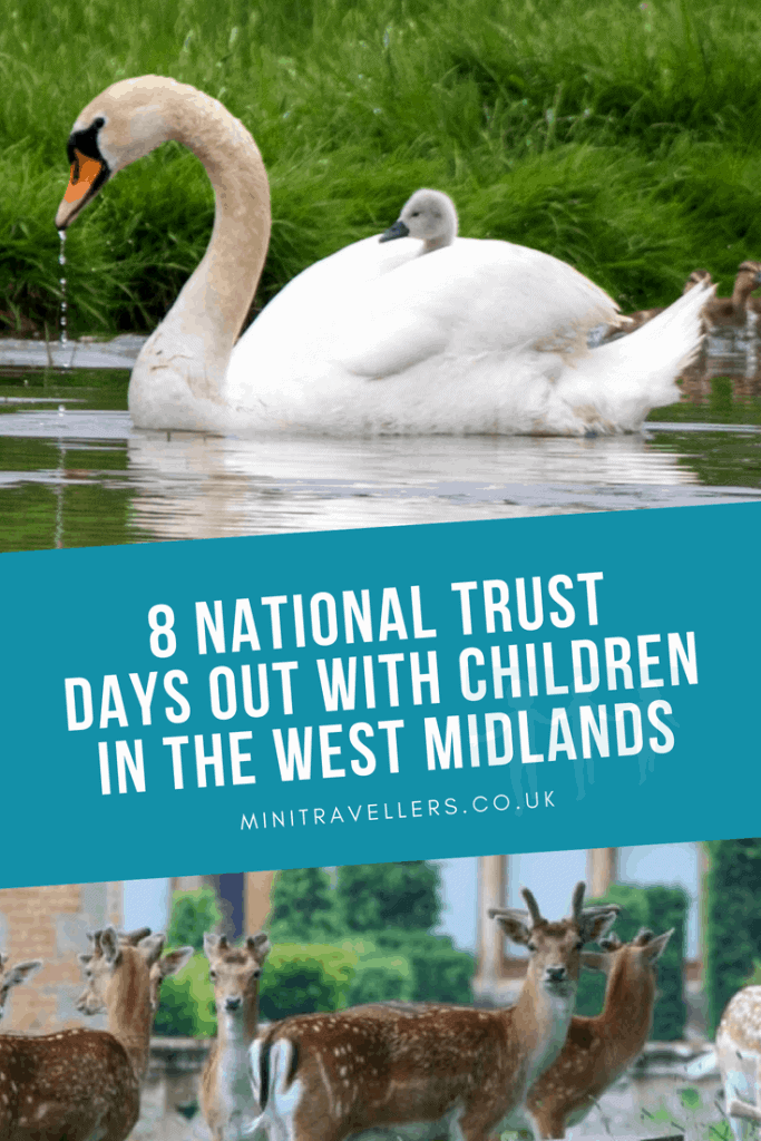 8 National Trust Days Out With Children In The West Midlands