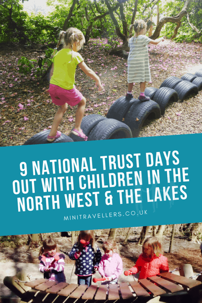 9 National Trust Days Out With Children In The North West & The Lakes