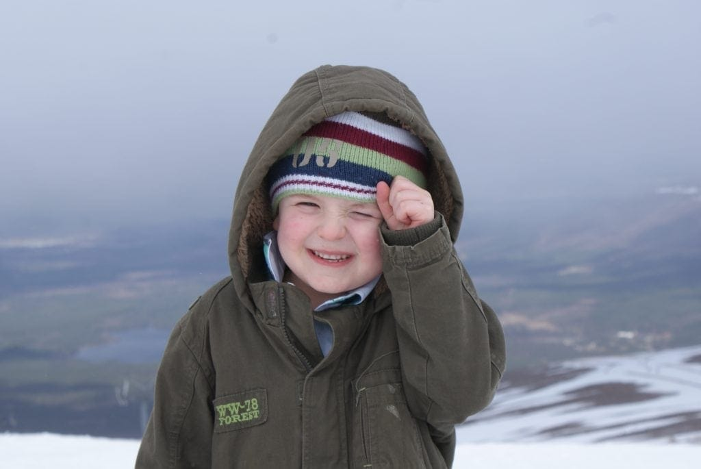 Aviemore at Christmas: A Family Playground