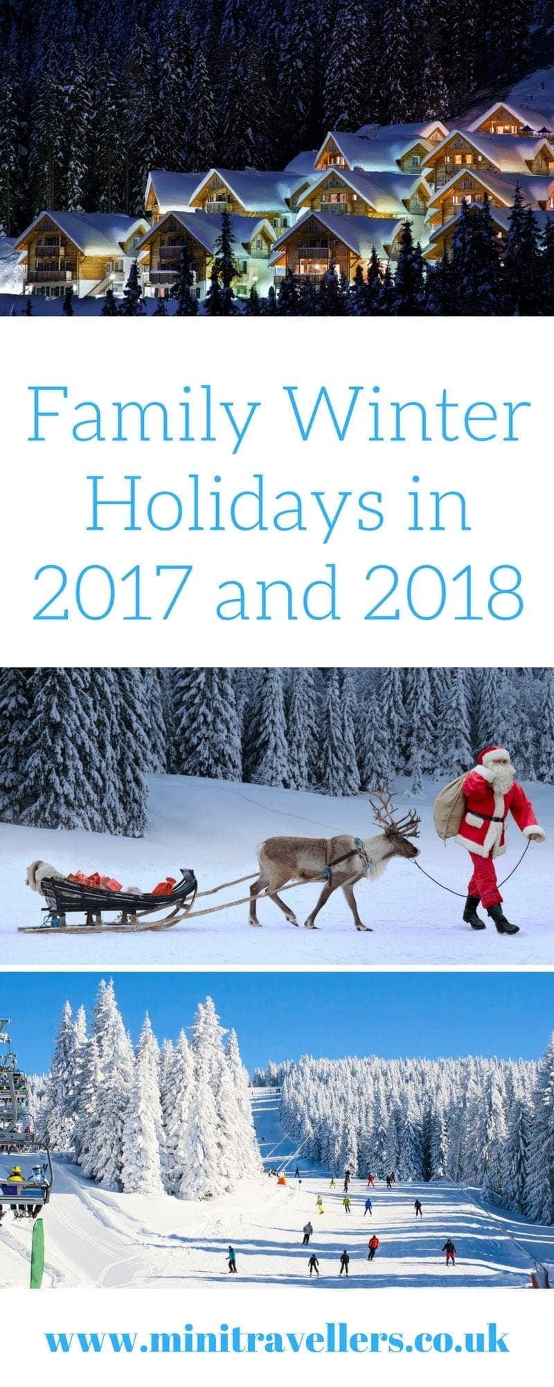 Deals on family holidays 2018