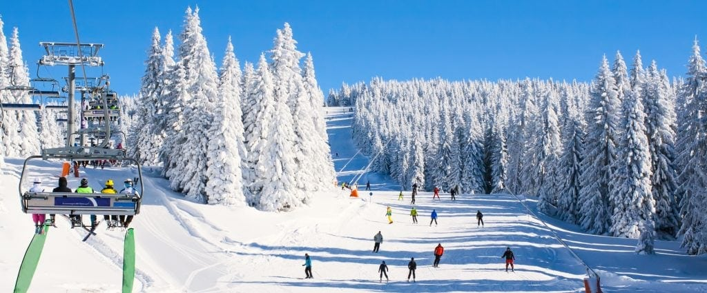 Ski holidays in the Alps can make for a great Winter family holiday