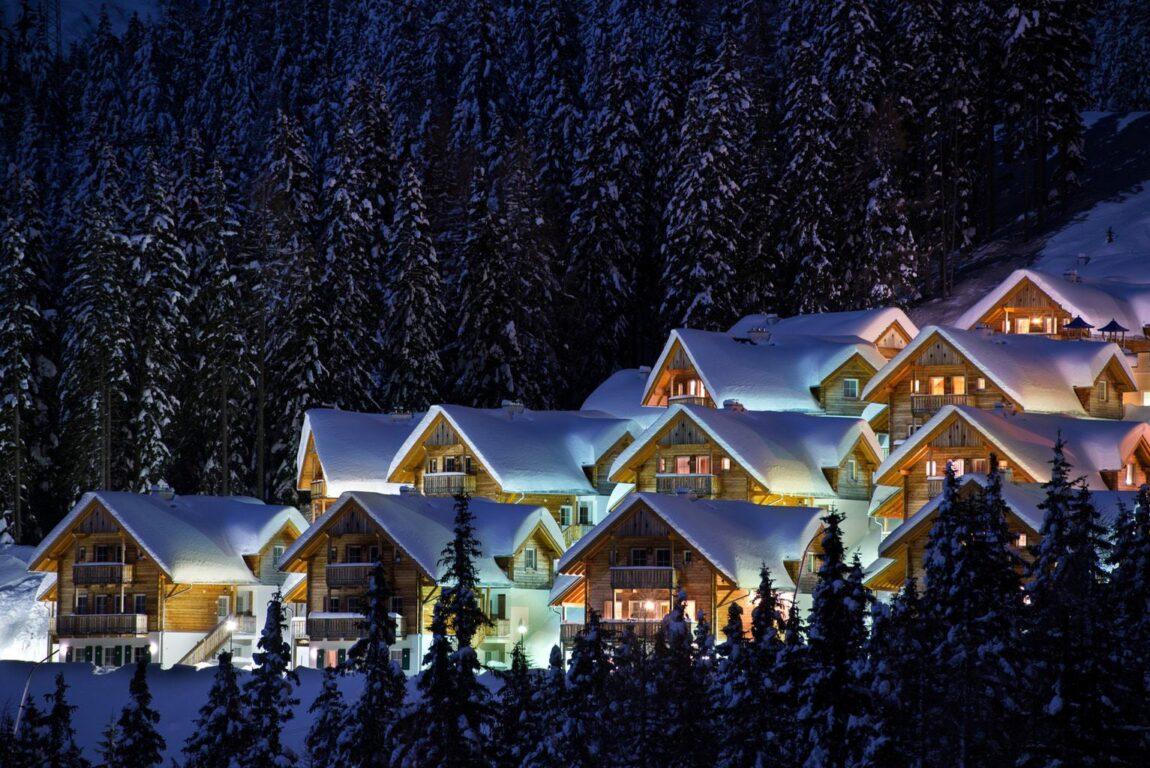 Winter Lodges