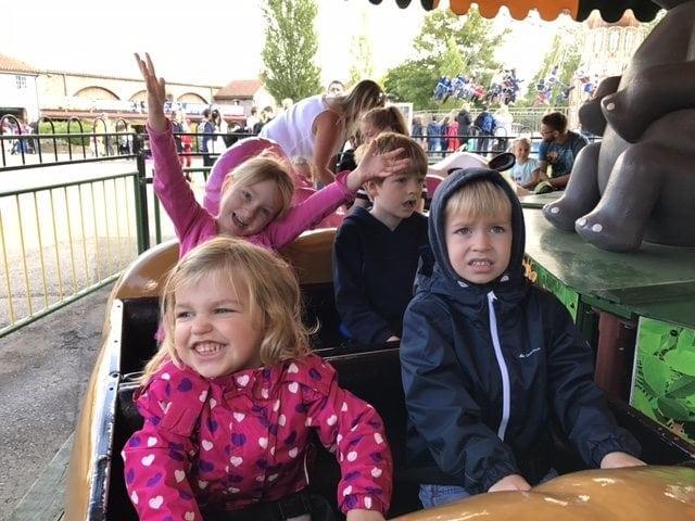 Is Lightwater Valley good for Kids Under 6?