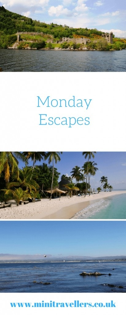 Monday Escapes