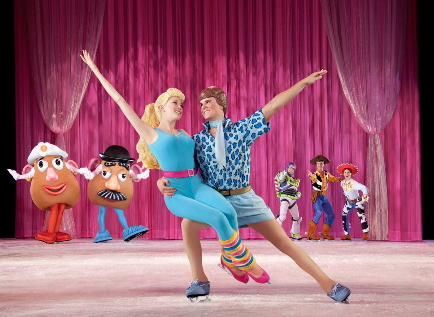 Disney On Ice presents Worlds of Enchantment | Tickets on Sale now! www.minitravellers.co.uk