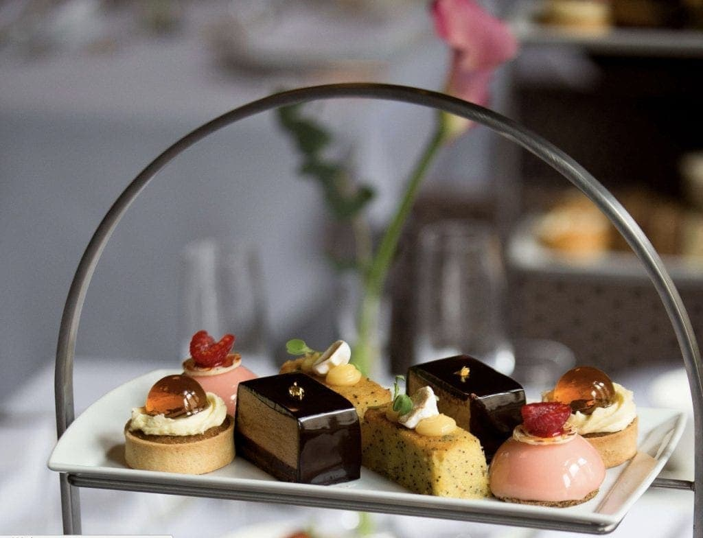 Afternoon Tea and Spa at The Midland Hotel with Spa Seekers www.minitravellers.co.uk