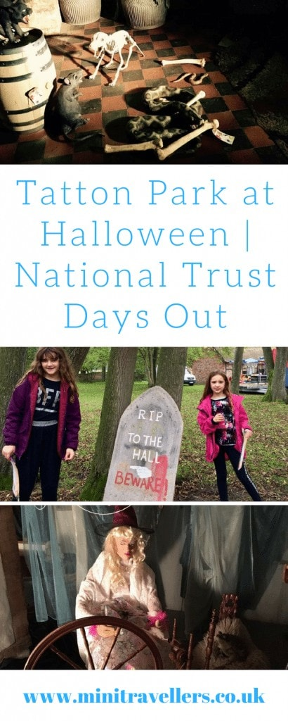 Tatton Park at Halloween | National Trust Days Out