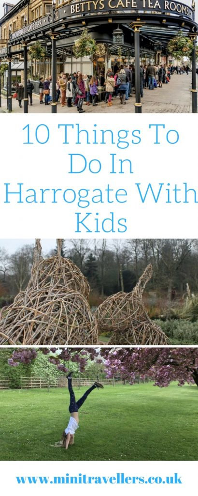 10 Things To Do In Harrogate With Kids