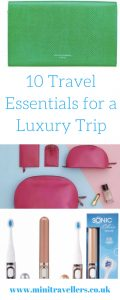10 Travel Essentials for a Luxury Trip