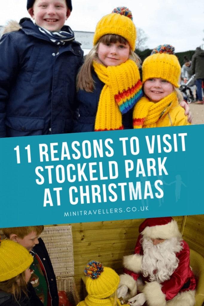 11 Reasons To Visit Stockeld Park At Christmas