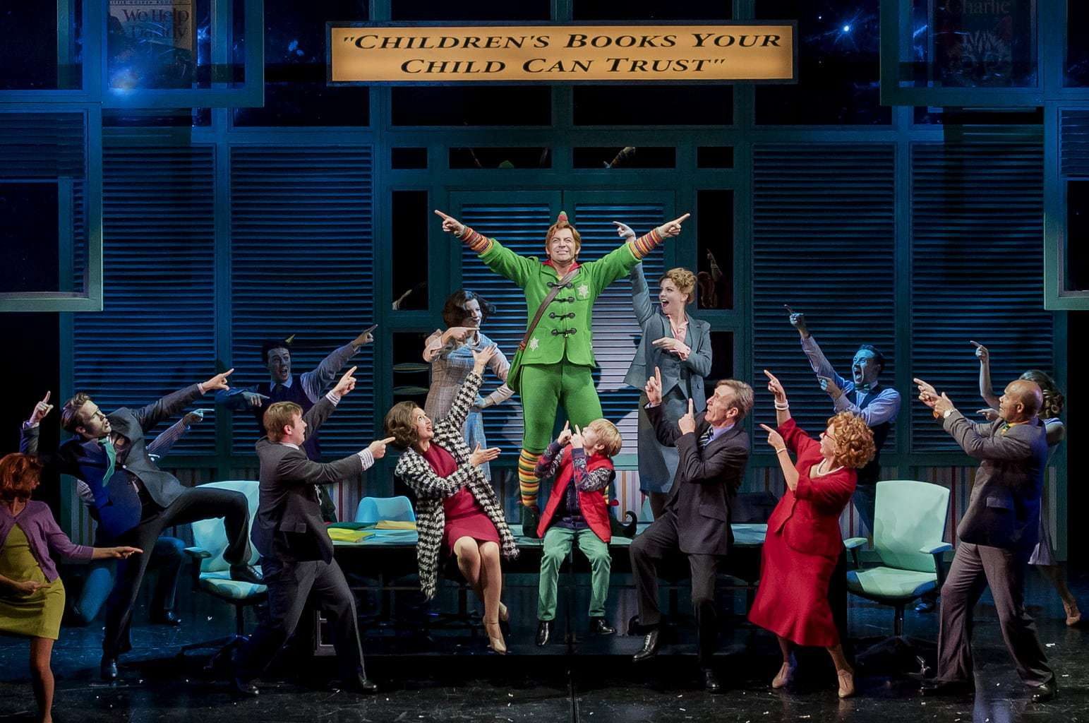 Review | Elf The Musicalat The Lowry,Salford