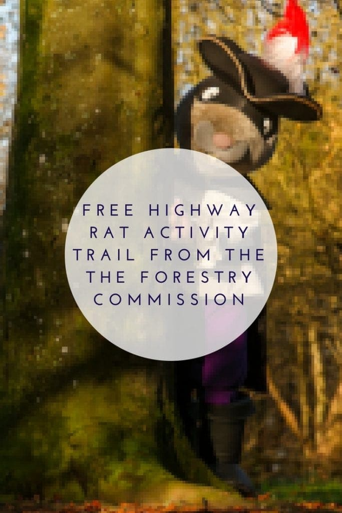 FREE Highway Rat Activity Trail from the The Forestry Commission