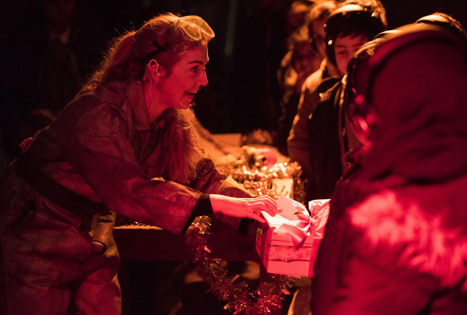 The Siege of Christmas   Contact Theatre Manchester