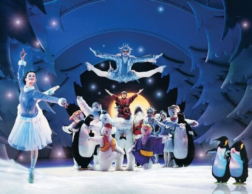 The Snowman | Opera House Theatre Manchester www.minitravellers.co.uk