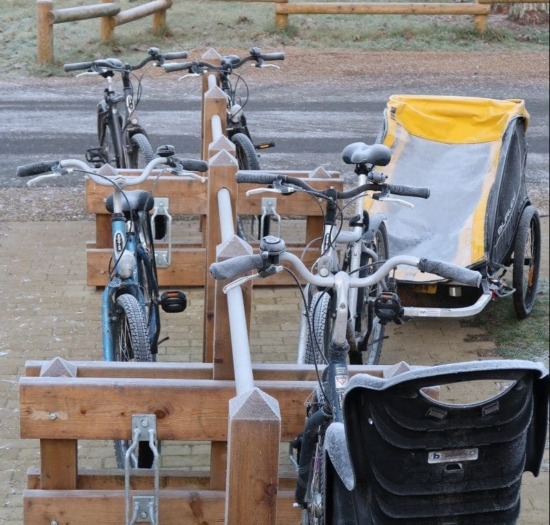 december frosty bikes