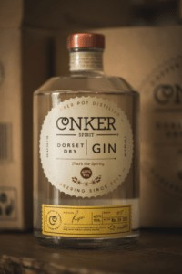 Conker spirit Dorset gin - as featured in my Christmas gift guide full of gifts for gin lovers
