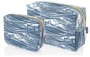 Mini Moderns washbag - as featured in my Christmas gift guide featuring gifts for travel lovers