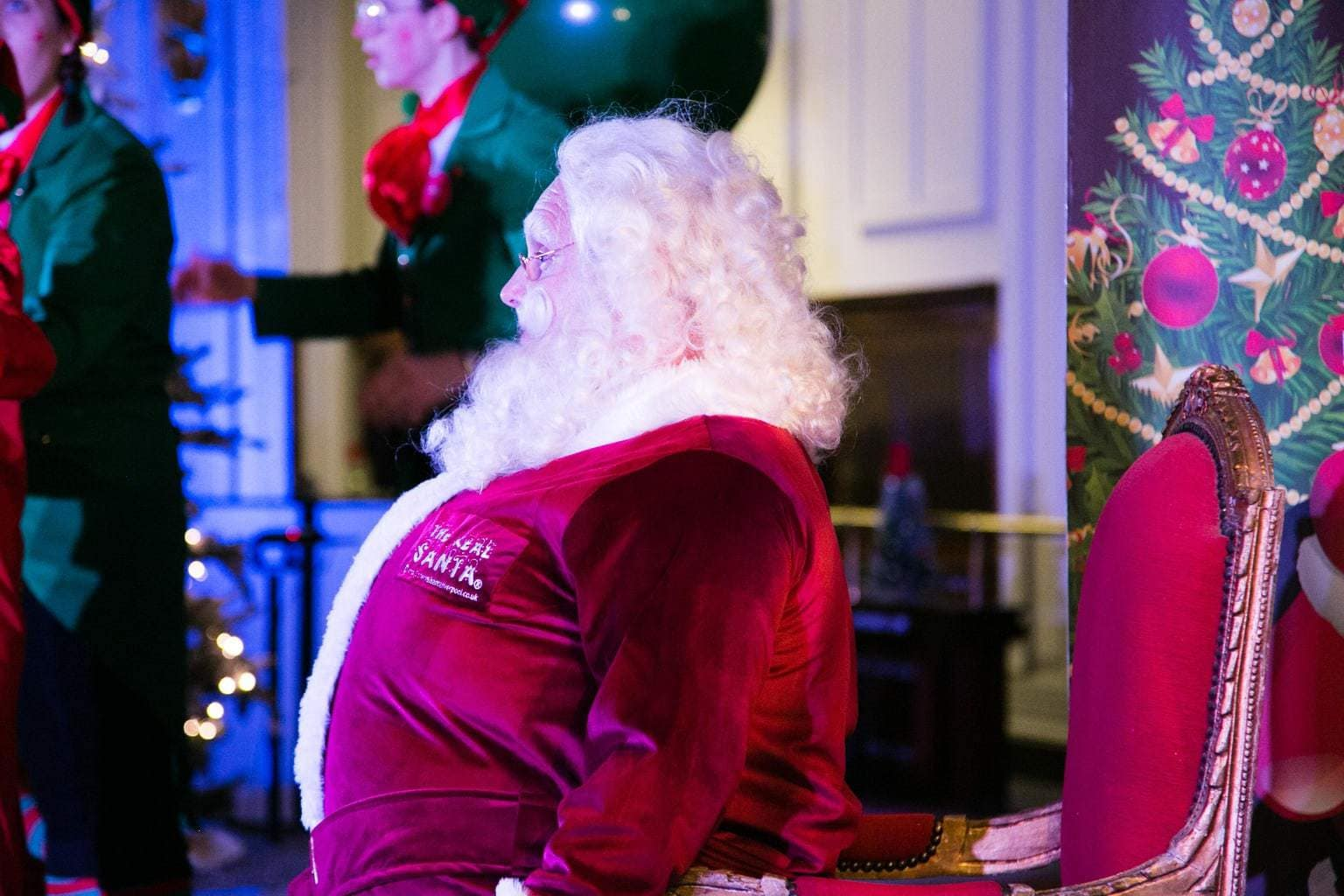 Restaurants Open On Christmas Eve 2019.Top 5 Places To Visit Santa In County Durham Christmas 2019