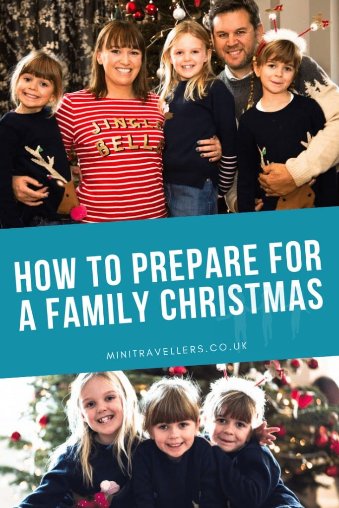 How To Prepare For A Family Christmas