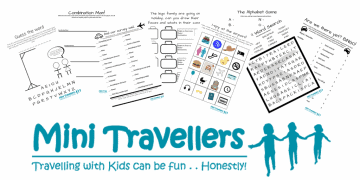 Mini Travellers Printables