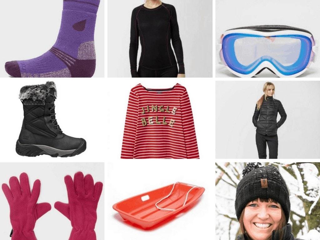 My Ski Weekend Checklist