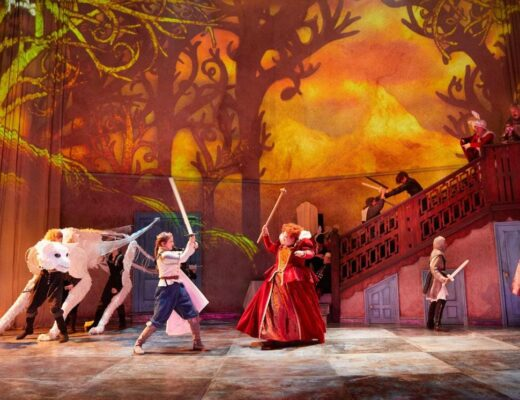 Alice in Winterland, The Rose Theatre, Kingston