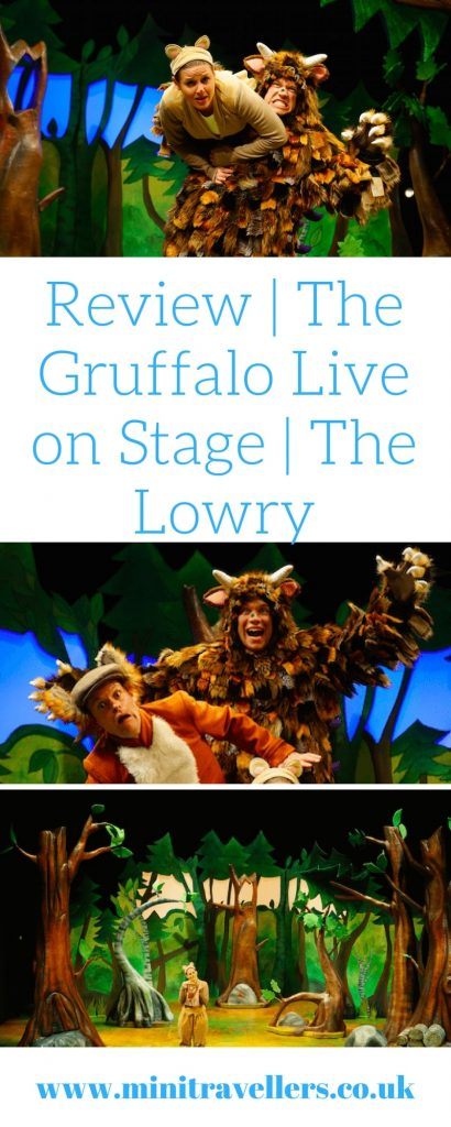 Review | The Gruffalo Live on Stage | The Lowry