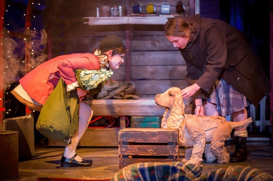 Review | Enid Blyton's The Secret Seven at Storyhouse Chester
