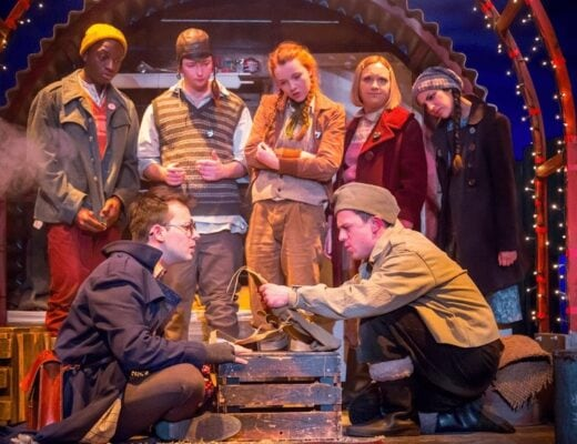 Review   Enid Blyton's The Secret Seven at Storyhouse Chester