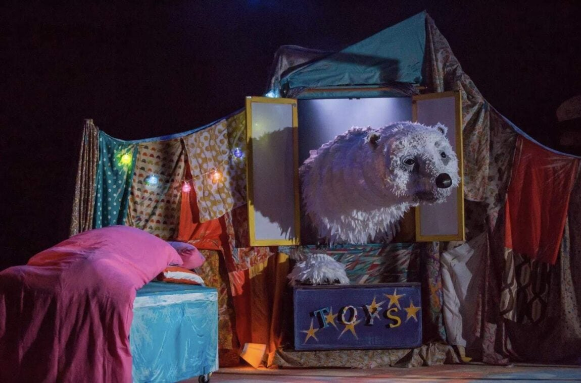 Review   The Bear at Waterside Arts Centre