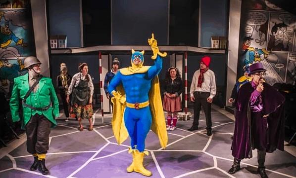 Review: Bananaman the Musical