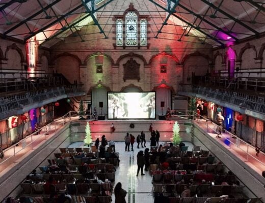 Christmas Screenings at Victoria Baths
