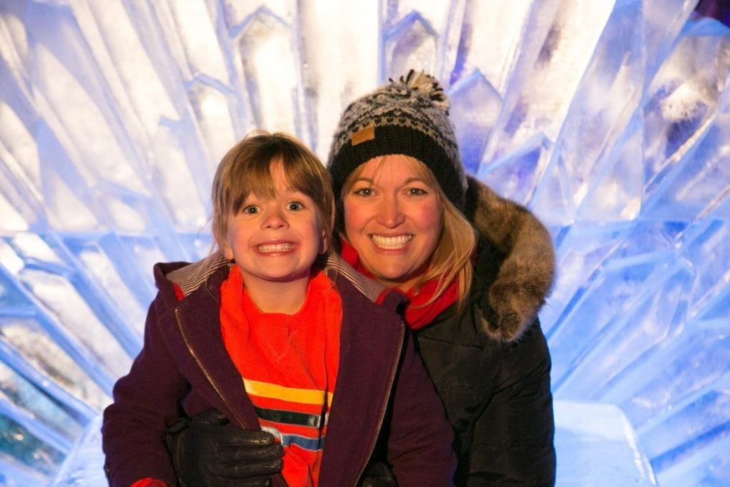 Is it worth taking kids to the Ice Bar in Liverpol? | Liverpool Ice Festival