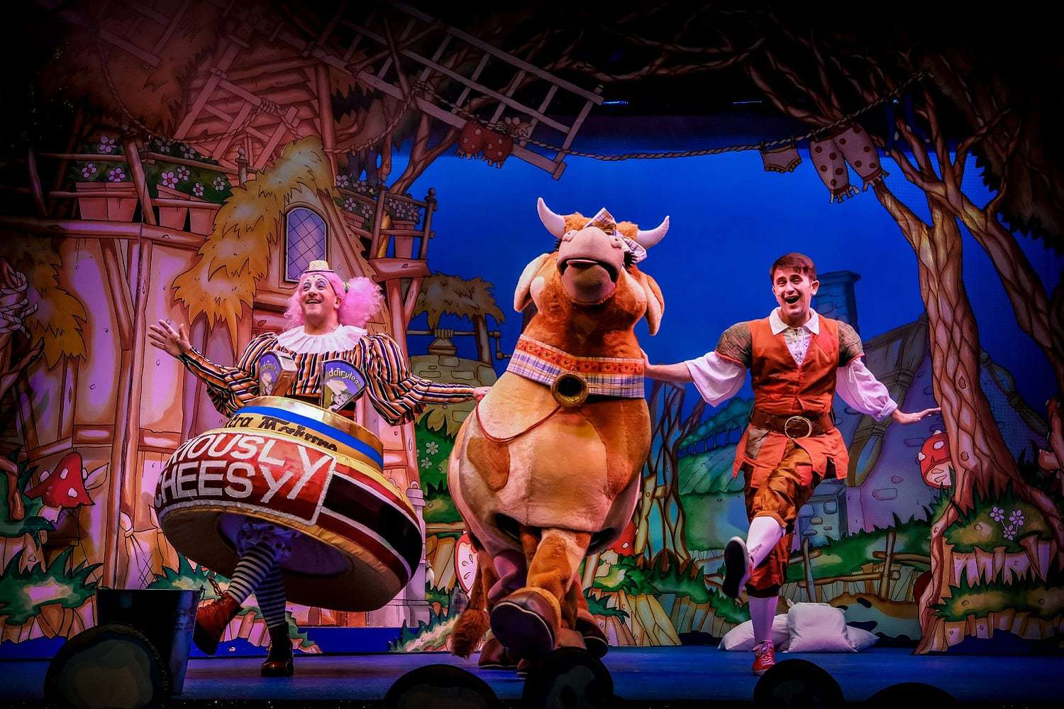 Review | Jack and the Beanstalk Pantomime at Lawrence Batley Theatre