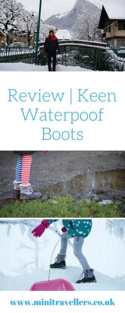 Review | Keen Waterpoof Boots