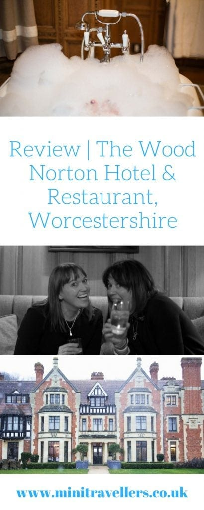 Review | The Wood Norton Hotel & Restaurant, Worcestershire