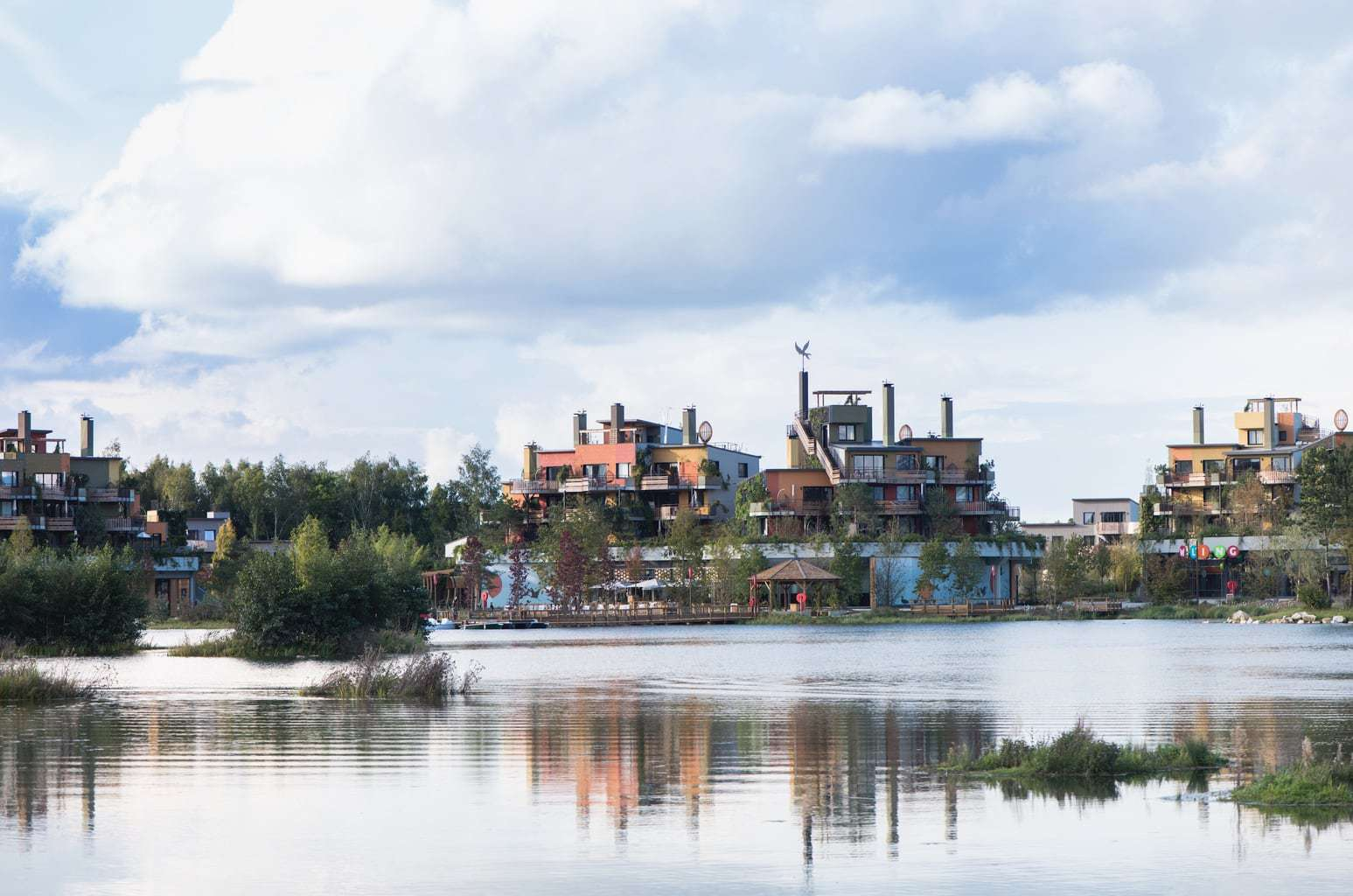Villages Nature® Paris | Center Parcs and Euro Disney Combined? www.minitravellers.co.uk