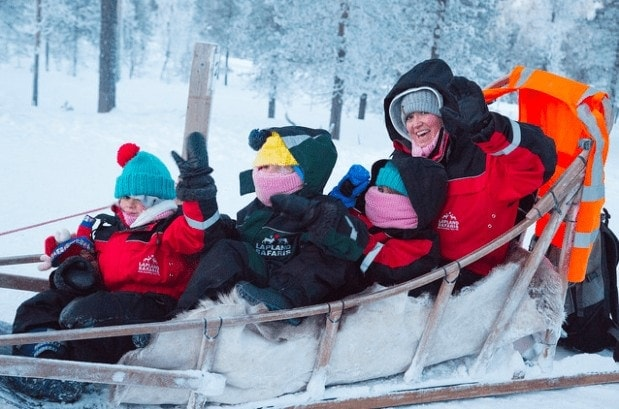 20 Top Tips for Visiting Lapland www.minitravellers.co.uk