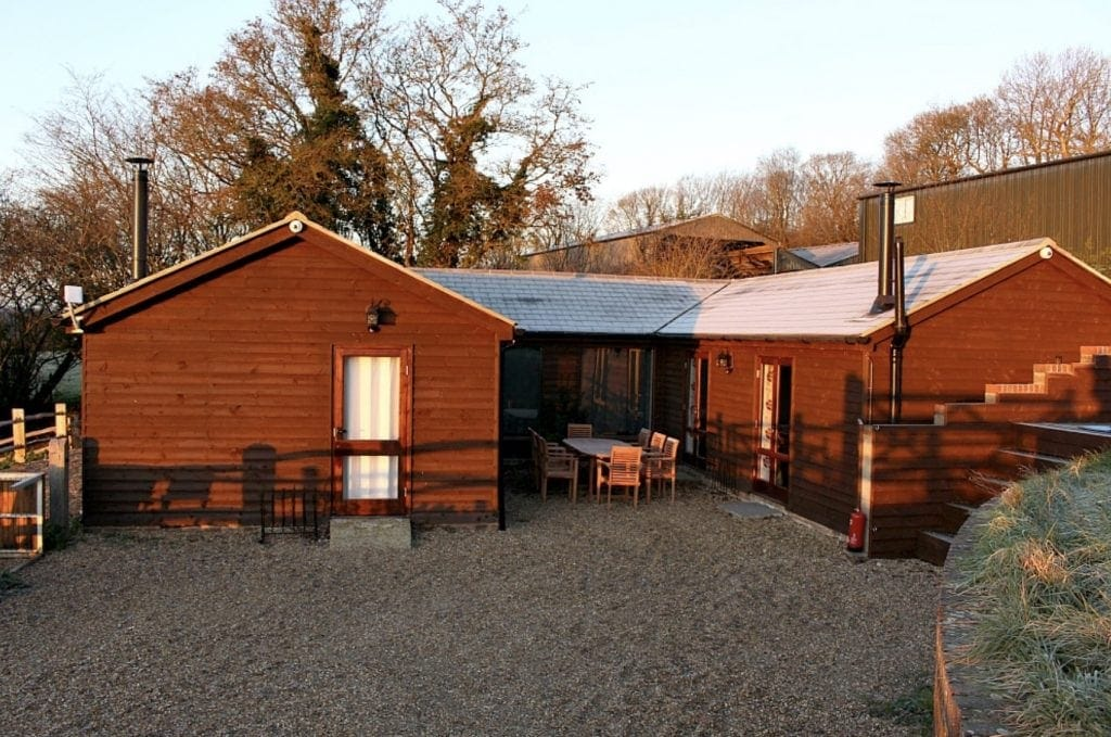 The Lodges at New House Farm www.minitravellers.co.uk