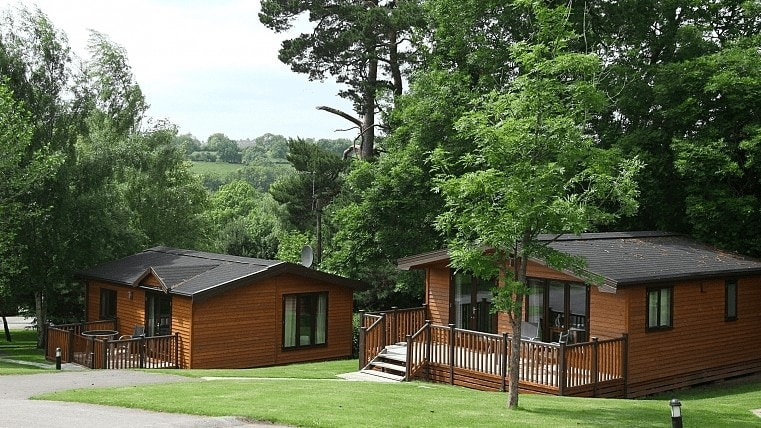 Luxury Lodges at Sandybrook Country Park | Mini Travellers Review
