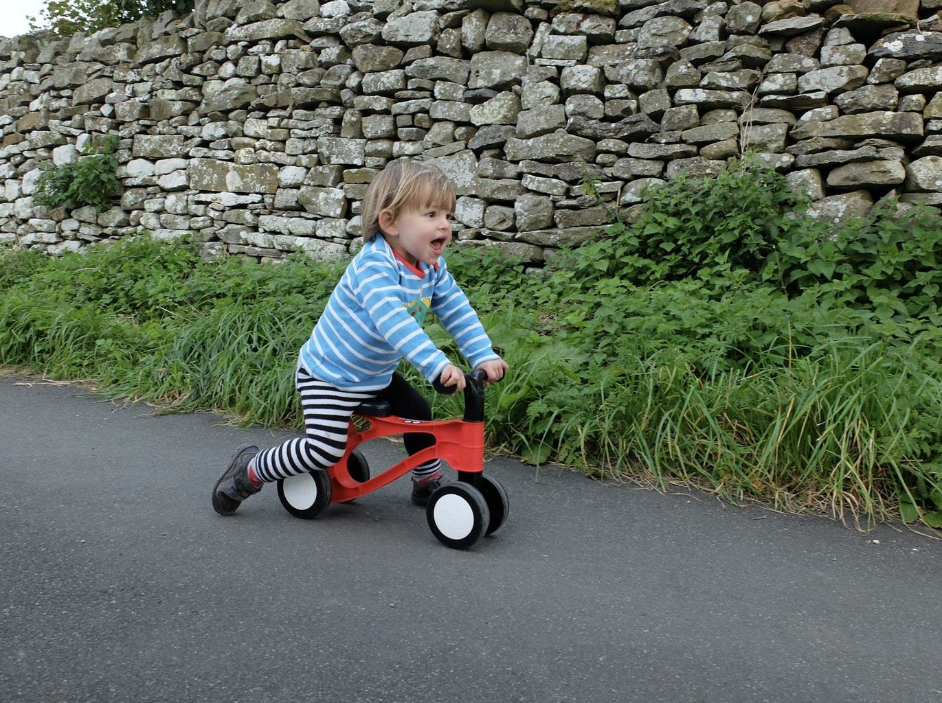 Review | Toddlebike2 the balance bike for the Under 3's
