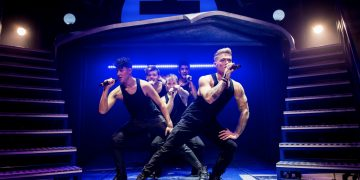 Review of The Band | A Musical with the Music of Take That | Liverpool Empire