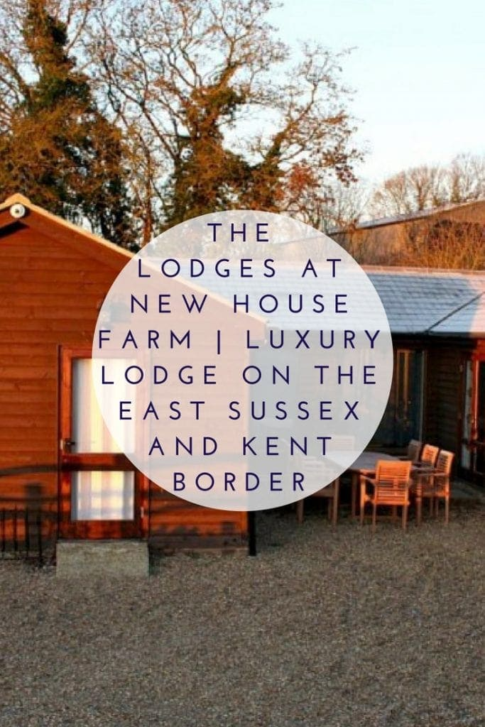 The Lodges at New House Farm | Luxury Lodge on the East Sussex and Kent Border