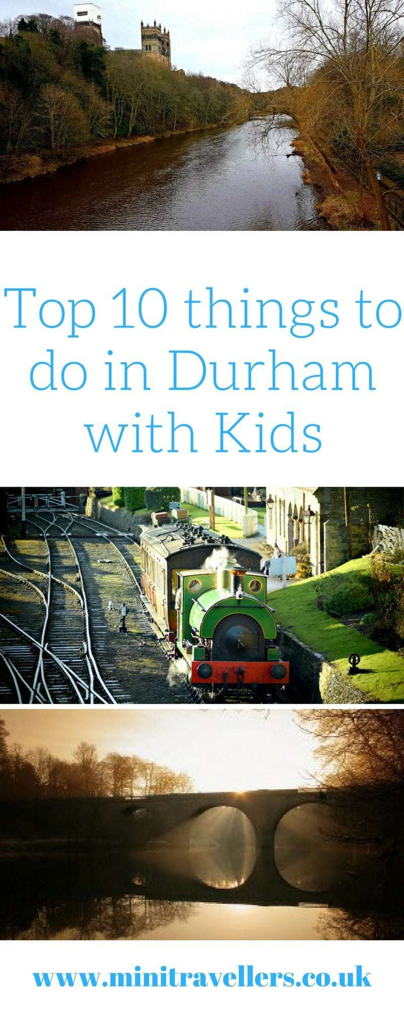 Top 10 things to do in Durham with Kids